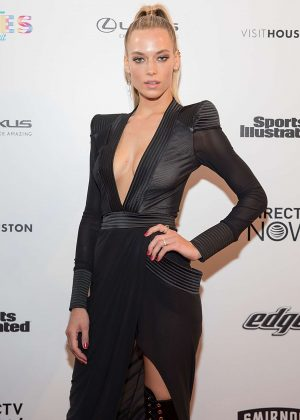 Hannah Ferguson - VIBES By Sports Illustrated Swimsuit 2017 Launch Festival Day 2 in Houston