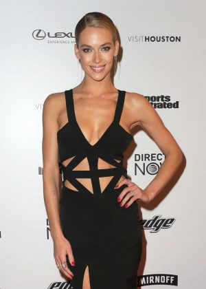 Hannah Ferguson - VIBES By Sports Illustrated Swimsuit 2017 Launch in Houston