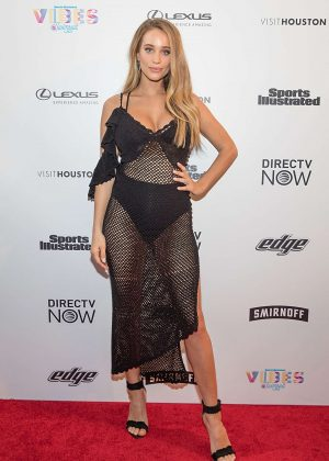 Hannah Jeter - VIBES By Sports Illustrated Swimsuit 2017 Launch Festival Day 2 in Houston