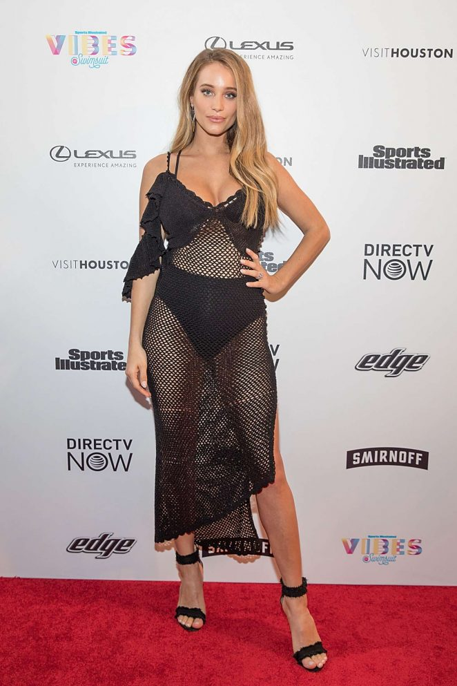 Hannah Jeter – VIBES By Sports Illustrated Swimsuit 2017 Launch Festival Day 2 in Houston