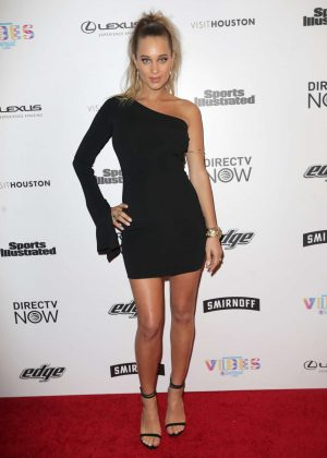 Hannah Jeter - VIBES By Sports Illustrated Swimsuit 2017 Launch in Houston