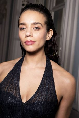 Hannah John-Kamen by Claire Rothstein for Glamour UK 2020