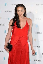 Hannah John-Kamen - Vanity Fair EE Rising Star BAFTAs Pre Party in London