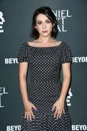 Hannah Marks - 'Color Out of Space' and 'Daniel Isn't Real' Screening in LA