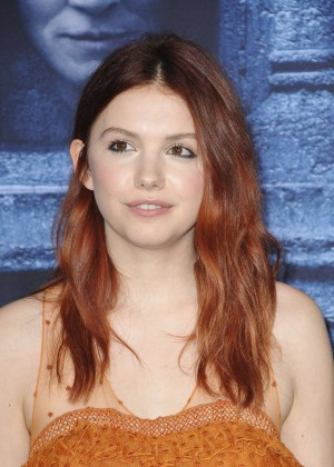 Hannah Murray - 'Game of Thrones' Season 6 Premiere in Hollywood