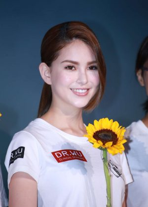 Hannah Quinlivan - Dr Wu Charity Conference in Taipei