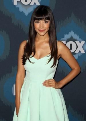 Hannah Simone - 2015 Fox All-Star Party in Pasadena