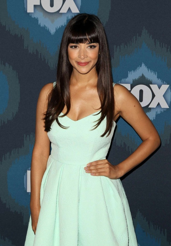 Hannah Simone - 2015 Fox All-Star Party in Pasadena