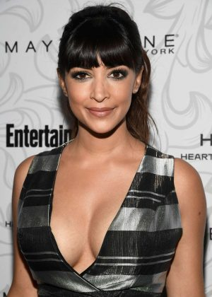 Hannah Simone - Entertainment Weekly Celebration of SAG Award Nominees in Los Angeles