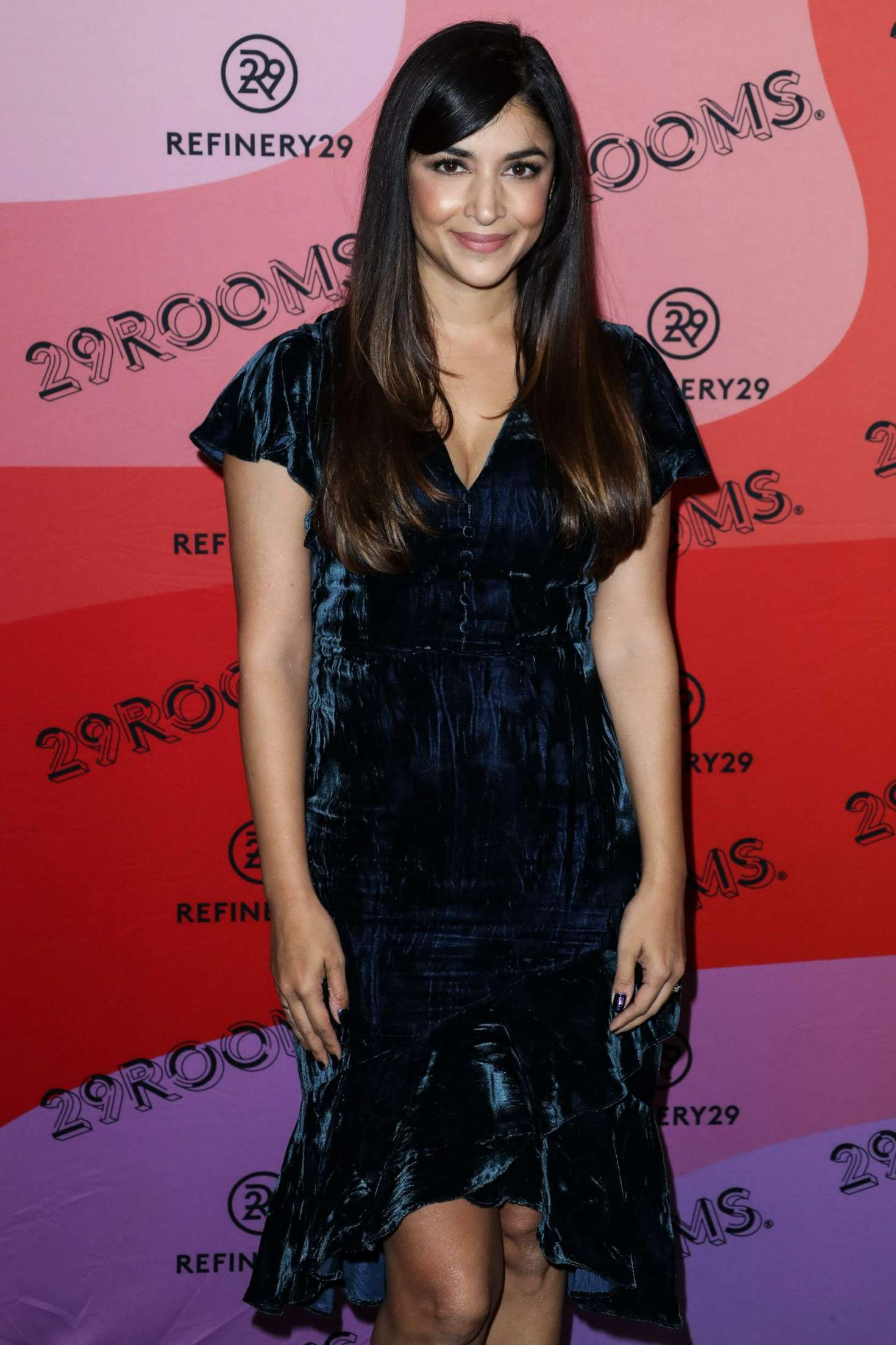 Hannah Simone – Refinery29's 29Rooms Los Angeles 2018: Expand Your Reality At The Reef In LA