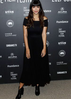 Hannah Simone - 'The Band Aid' Premiere at 2017 Sundance Film Festival in Utah