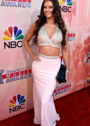 Hannah Stocking: 2015 iHeartRadio Music Awards -05