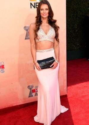 Hannah Stocking: 2015 iHeartRadio Music Awards -06