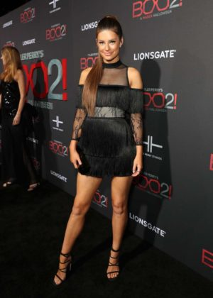 Hannah Stocking - 'Boo 2! A Madea Halloween' Premiere in Los Angeles
