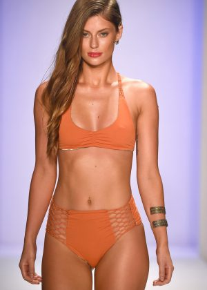 Hannah Stocking - San Lorenzo Bikinis 2017 Fashion Show in Miami
