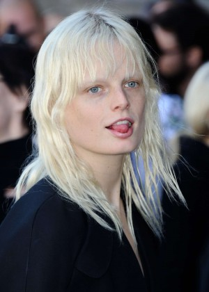 Hanne Gaby Odiele - Christian Dior Show in Paris