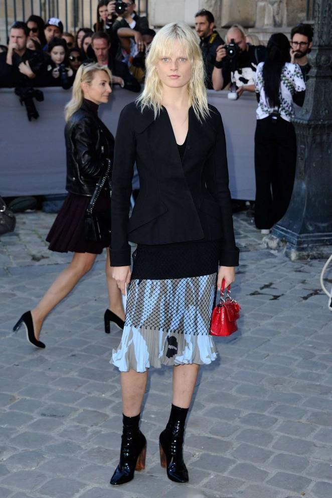 Hanne Gaby Odiele: Christian Dior Show -03