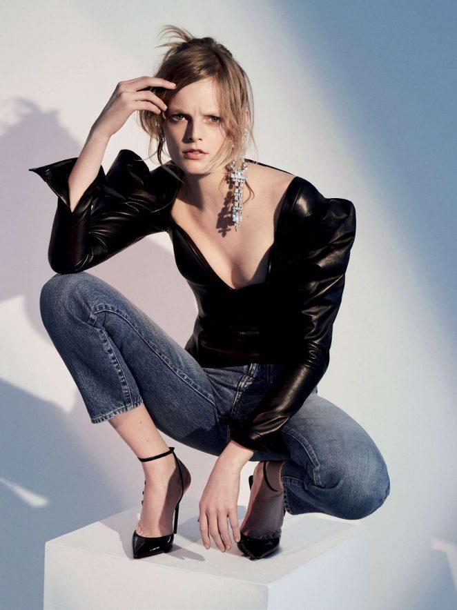 Hanne Gaby Odiele – Elle Brasil Magazine (March 2017)