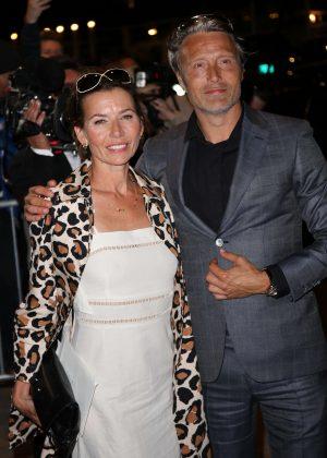 Hanne Jacobsen - Vanity Fair Dinner at 69th Cannes Film Festival