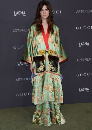 Hari Nef - 2016 LACMA Art and Film Gala in Los Angeles