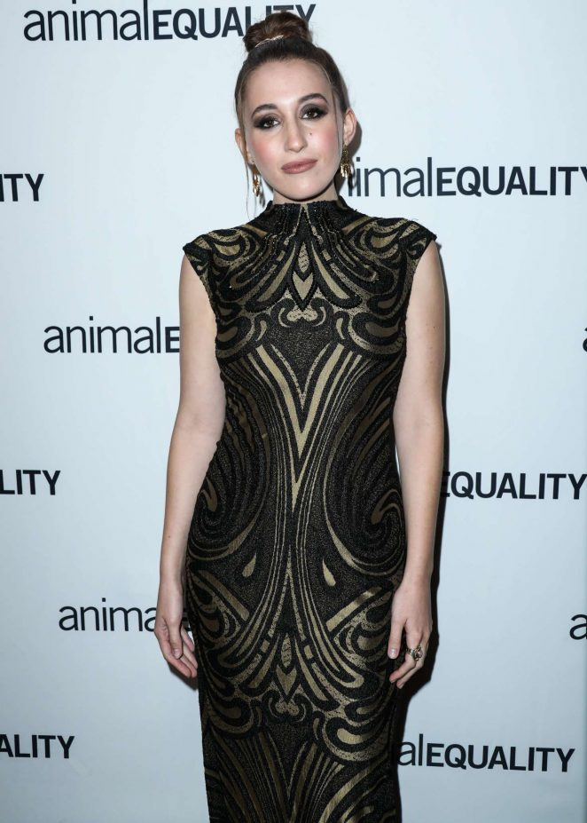 Harley Quinn Smith – Animal Equality's Inspiring Global Action Los Angeles Gala in LA