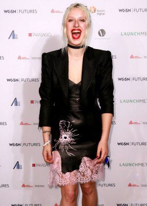 Harriet Verney - WGSN Futures Awards 2016 in London