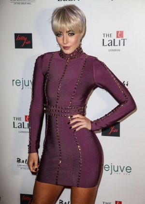 Hatty Keane - Lalit Hotel Launch Party in London