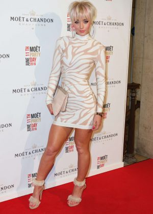Hatty Keane - Moet and Chandon NOW or Neverland Party in Bloomsbury