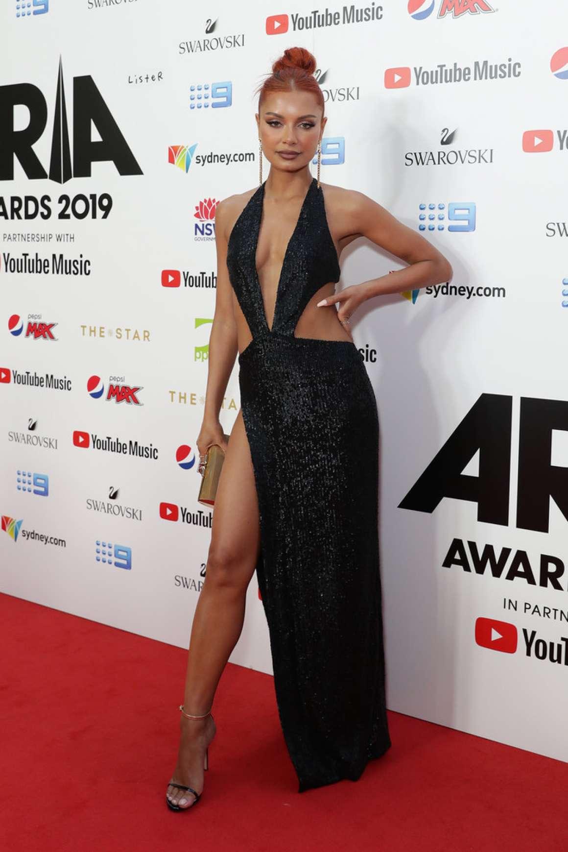 Havana Brown - ARIA Awards 2019 in Sydney