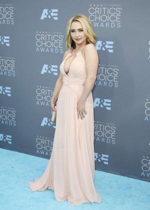 Hayden Panettiere: 2016 Critics Choice Awards -01