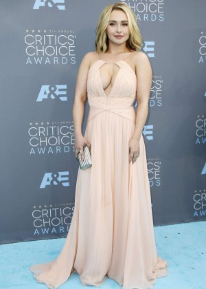 Hayden Panettiere - 2016 Critics' Choice Awards in Santa Monica