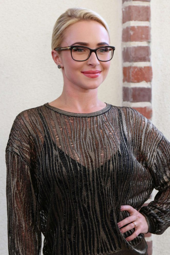 Hayden Panettiere - 'Nashville' Press Conference in West Hollywood