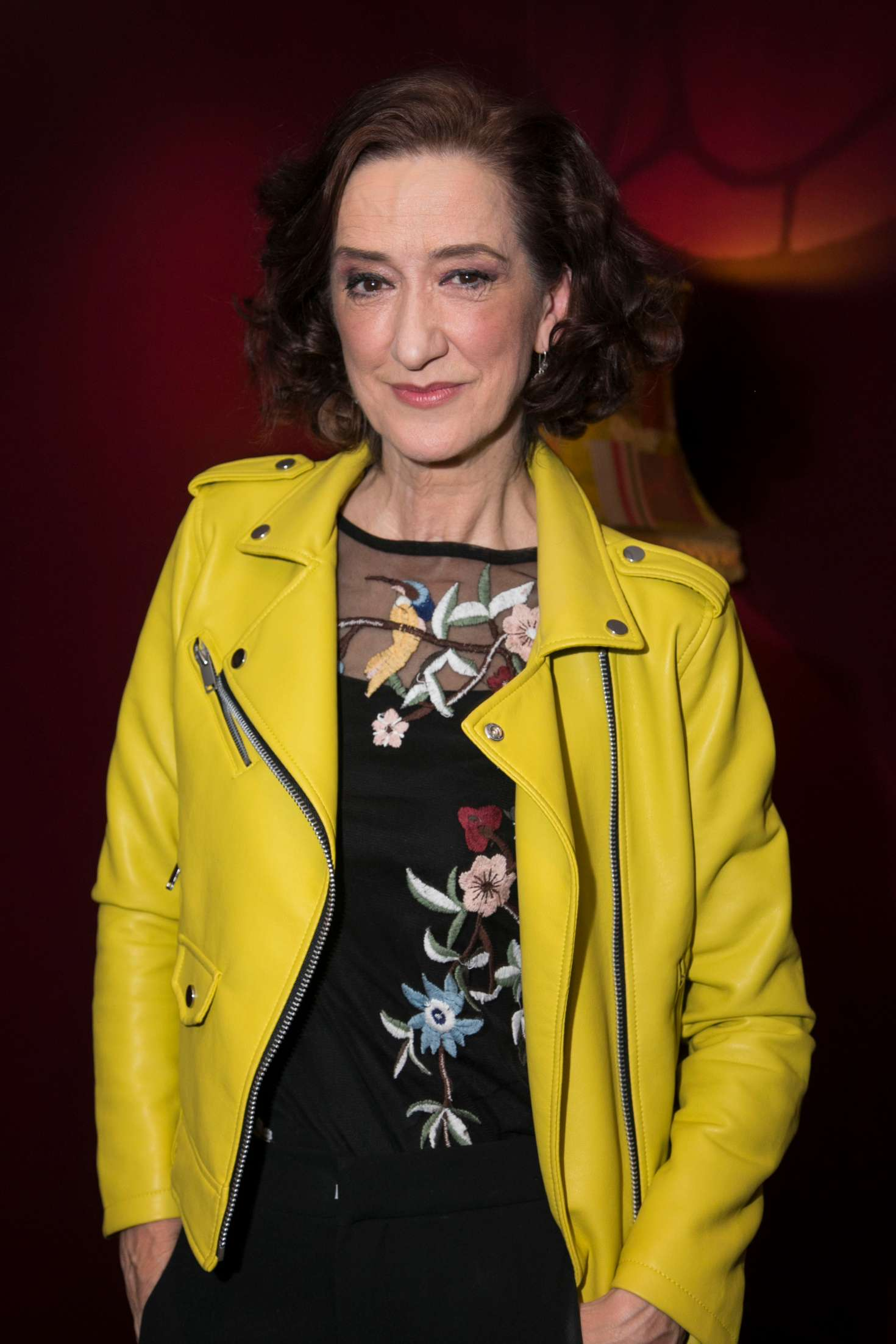 Haydn Gwynne - 'The Way of the World' Party in London
