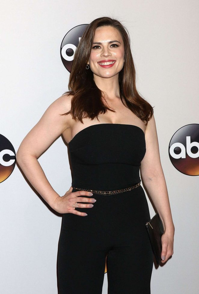 Hayley Atwell - 2016 ABC Upfront in New York