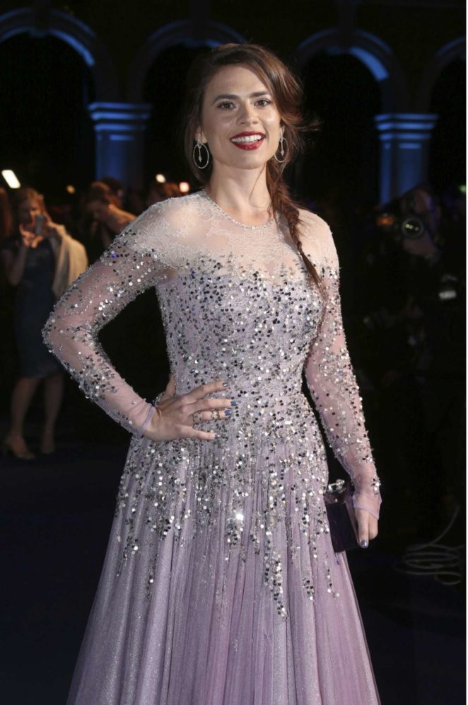 Hayley Atwell - 2017 British Independent Film Awards in London