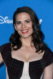 Hayley Atwell - 2019 D23 Disney event at Anaheim Convention Center