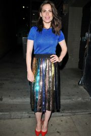 Hayley Atwell at Duke of York's Theatre in London