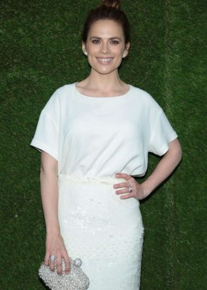 Hayley Atwell - 'Counterpart' and 'Howard's End' FYC Event in LA