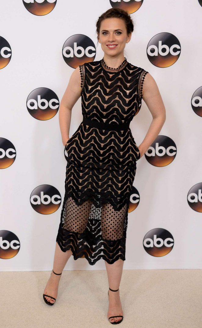 Hayley Atwell - Disney ABC Television Hosts 2016 TCA Summer Press Tour in Beverly Hills