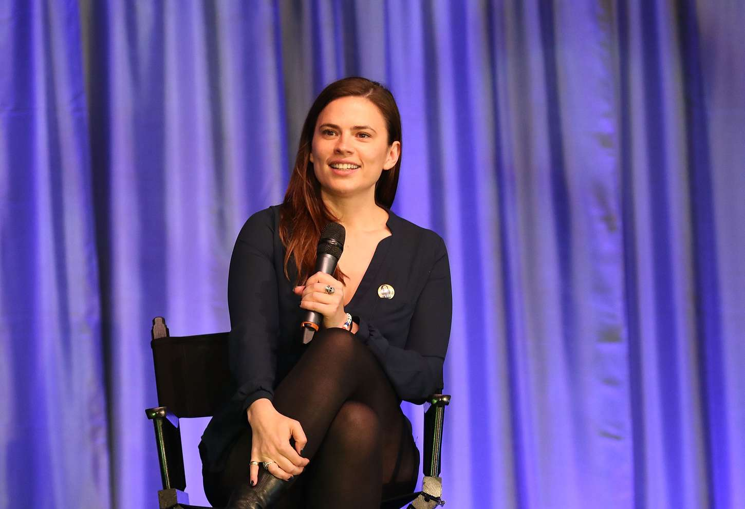 Beach hayley atwell Who Wore