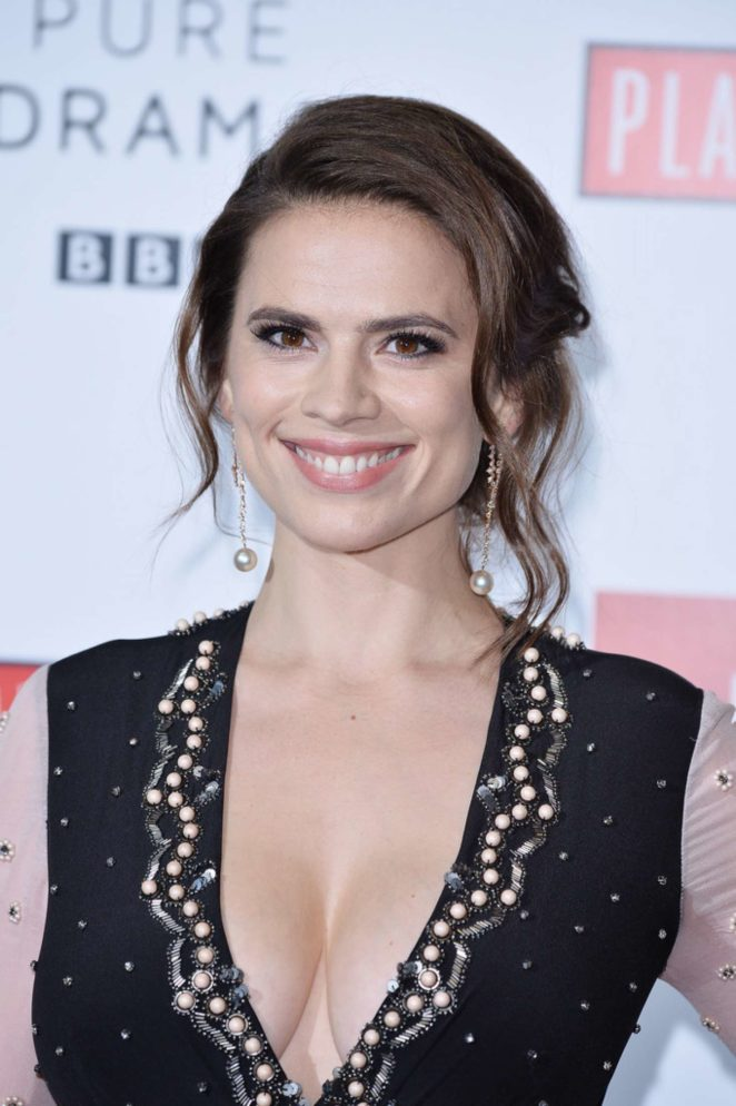 Hayley Atwell - 'Howards End' Photocall in London