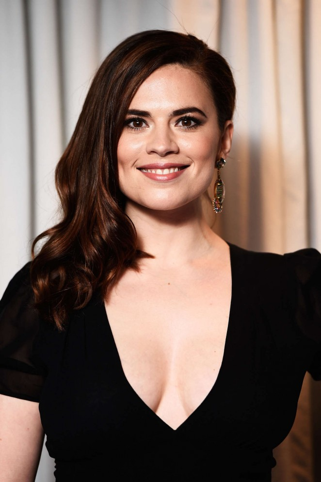 Hayley Atwell earned a  million dollar salary, leaving the net worth at 3 million in 2017