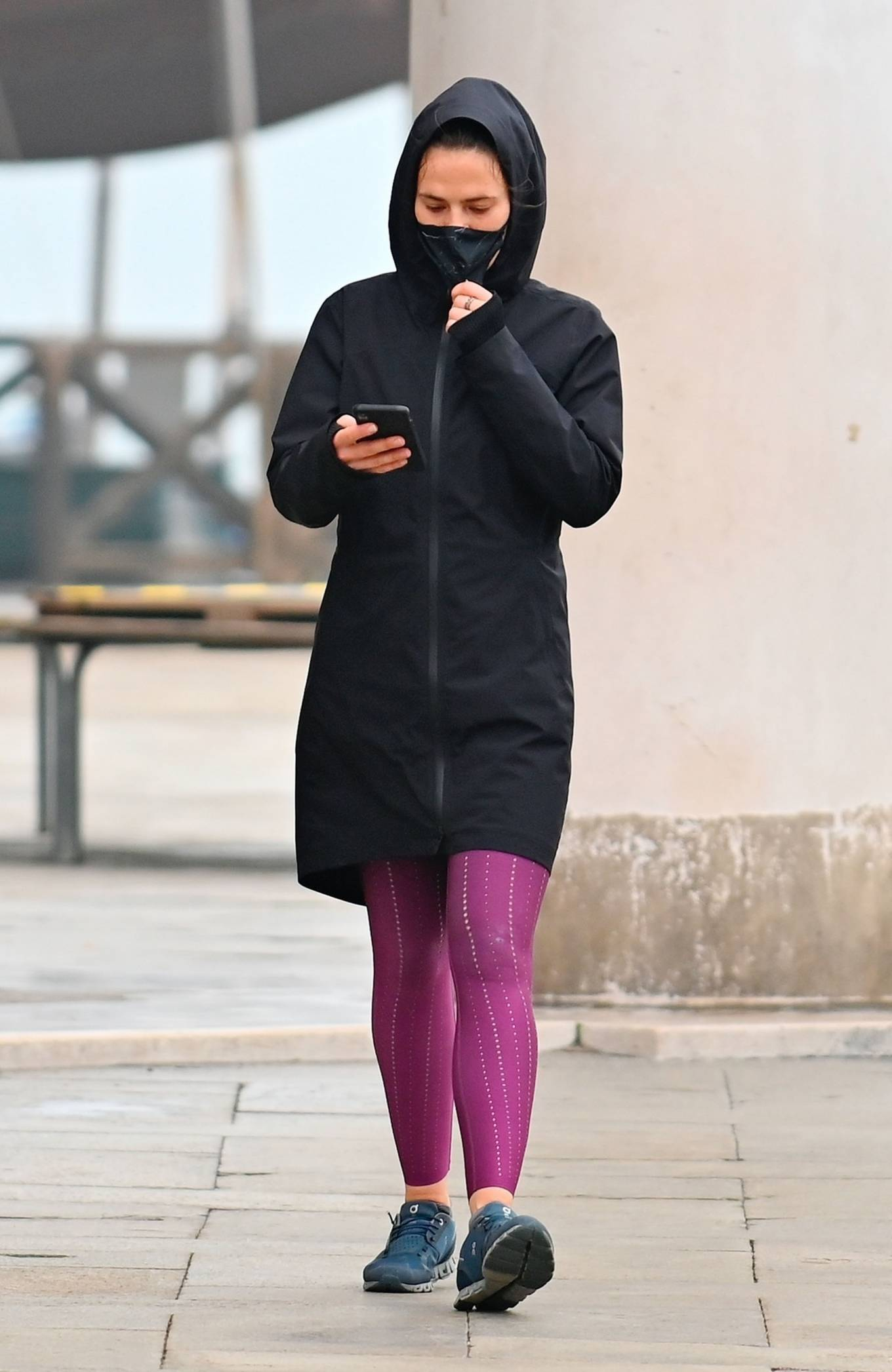 Hayley Atwell - Out in Venice
