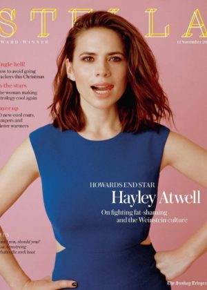 Hayley Atwell - Stella UK Magazine (November 2017)