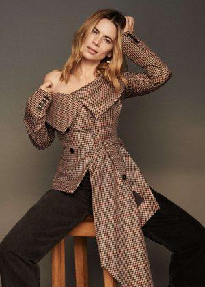 Hayley Atwell - The Telegraph Magazine (November 2018)