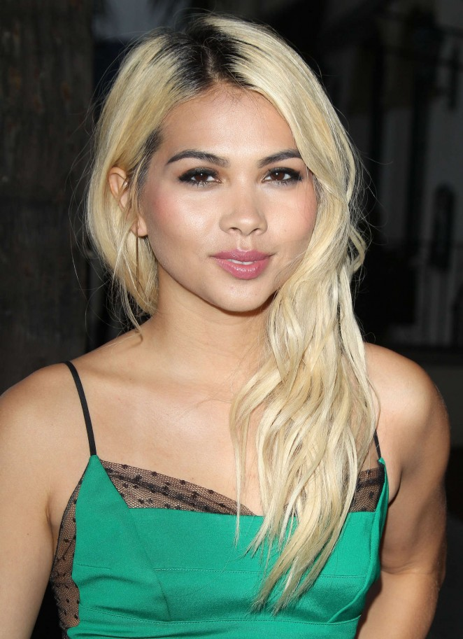 Hayley Kiyoko - 2015 ELLE Women in Music Celebration in Hollywood