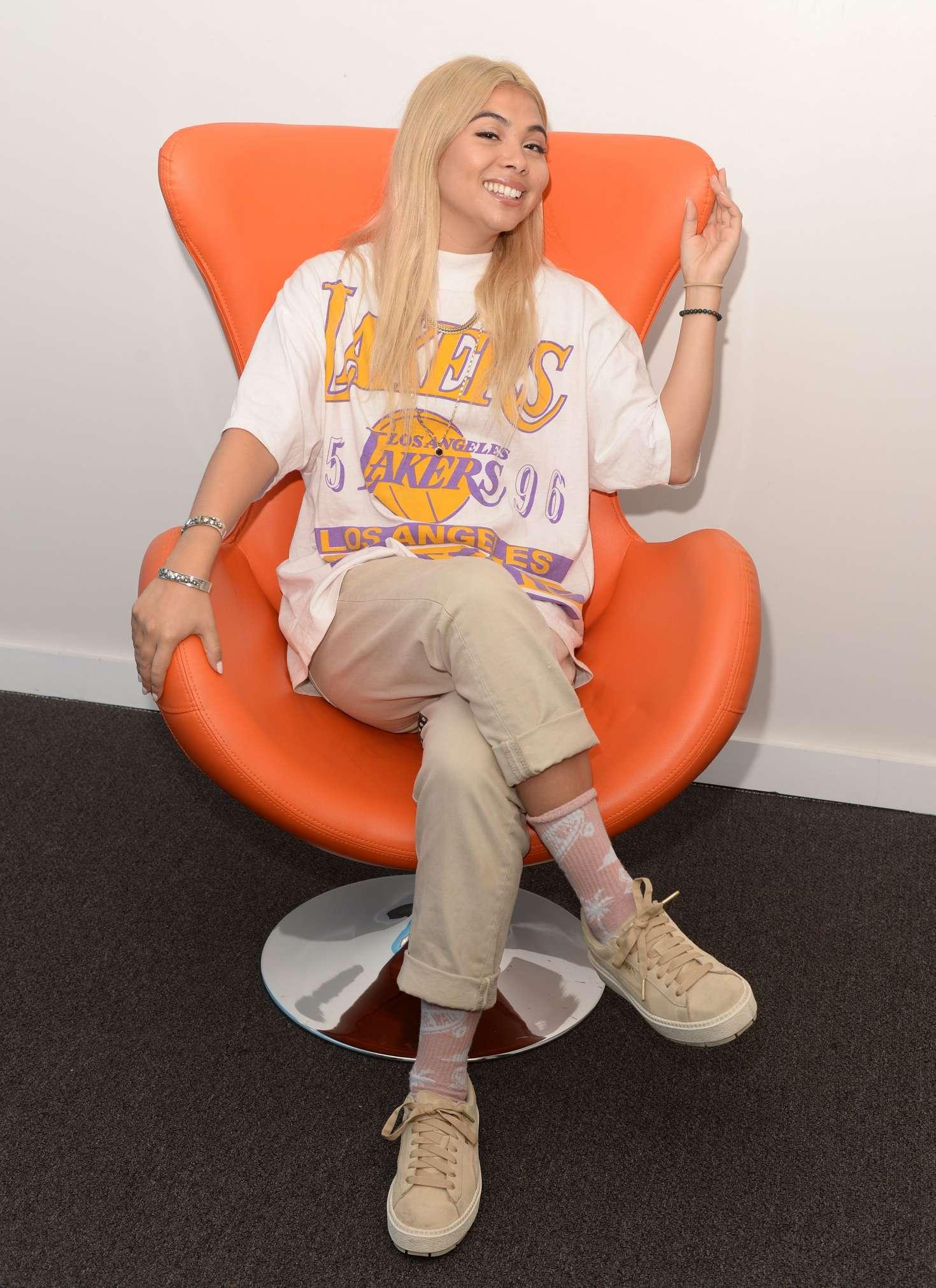 Hayley Kiyoko at Hits 97.3 Radio Station -03 | GotCeleb
