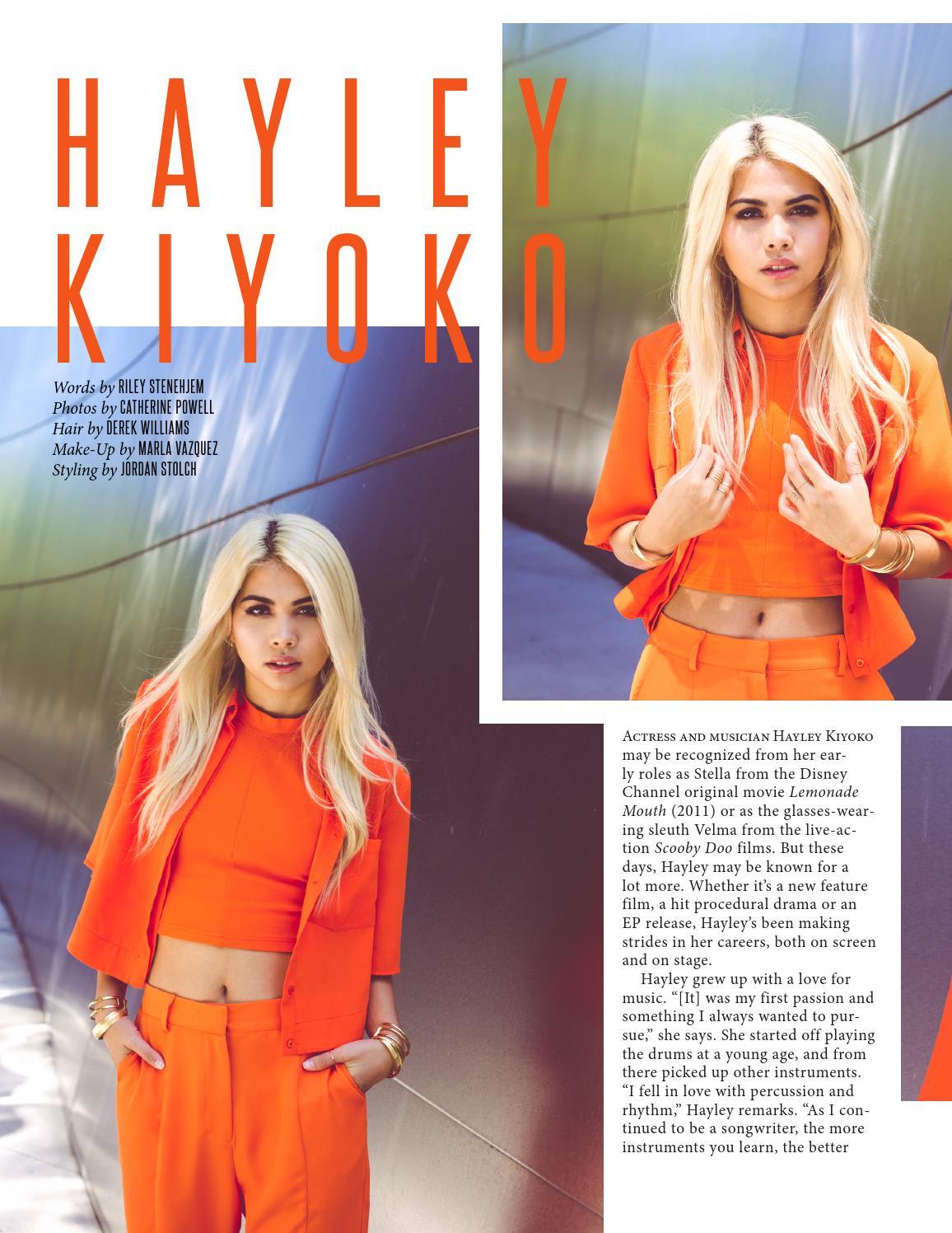 Hayley Kiyoko: NKD Magazine 2015 -02 - GotCeleb