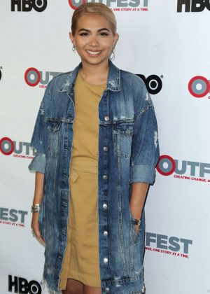 Hayley Kiyoko - Outfest 2017 'Becks' Screening in West ...