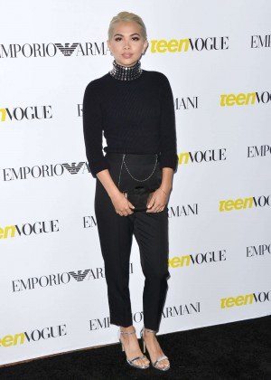 Hayley Kiyoko - 2015 Teen Vogue Young Hollywood Party in LA